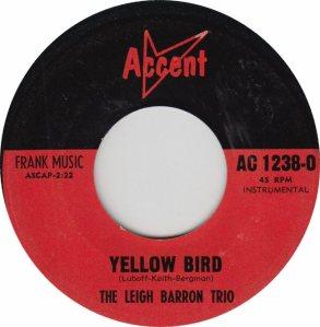 ACCENT 1238 - BARRON TRIO LEIGH - B