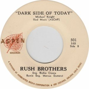 ASPEN 501 - RUSH BROS - A
