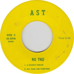 AST 868 - Nu Two - EPC B