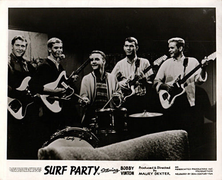 Promo Photo from Surf Party