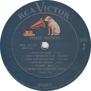 ASTRONAUTS - RCA 251 PROMO - RB