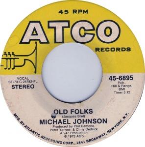 ATCO 6895 - JOHNSON MICHAEL - 73 B