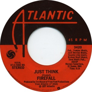 ATLANTIC 3420 - FIREFALL - 1977 B