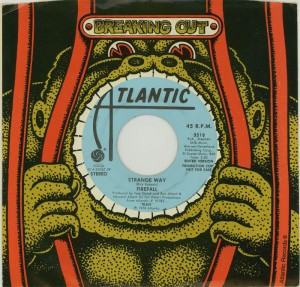 ATLANTIC 3518 - FIREFALL - 1978 DJ C