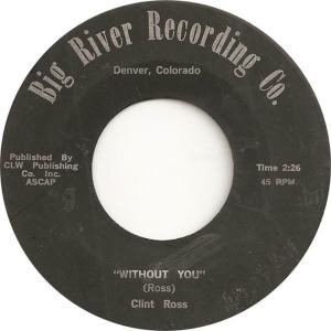 Big River 1 - Ross, Clint - Without You