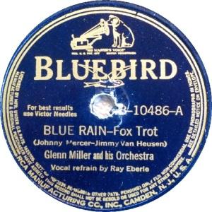 BLUEBIRD 10486 - MILLER GLENN - A