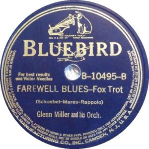 BLUEBIRD 10495 - MILLER GLENN - B