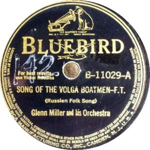 BLUEBIRD 11029 - MILLER GLENN - A