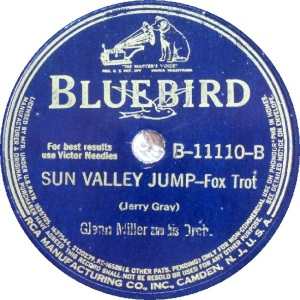 BLUEBIRD 11110 - MILLER GLENN - B