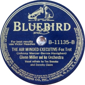 BLUEBIRD 11135 - MILLER GLENN B