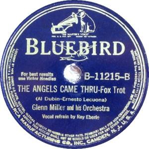 BLUEBIRD 11215 - MILLER GLENN - B