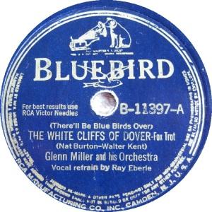 BLUEBIRD 11397 - MILLER GLENN - A