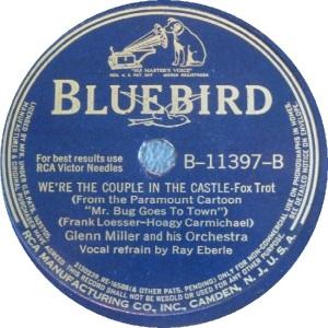 BLUEBIRD 11397 - MILLER GLENN - B
