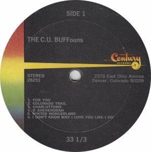 BUFFOONS - CENTURY 26251 - RA (1)A