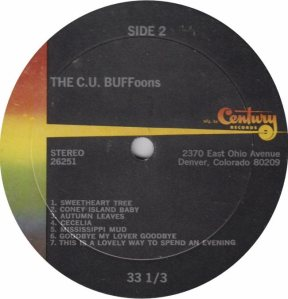 BUFFOONS - CENTURY 26251 - RA (2)A