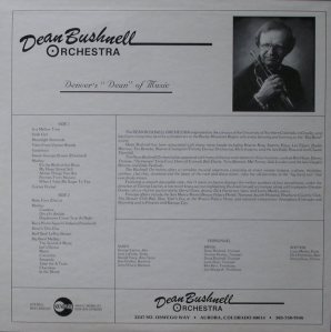 BUSHNELL ORCHESTRA - SOUNDMARK 845 - RA (4)A