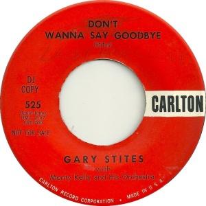 CARLTON 525 - STITES GARY - B