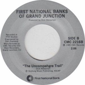 CMC RECORDS 2216 B
