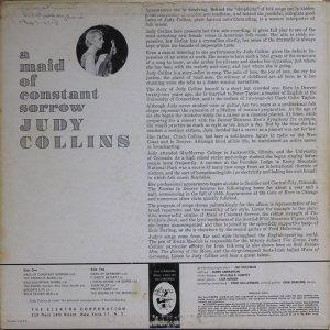 COLLINS JUDY- ELEKTRA 209 - RA (3) B