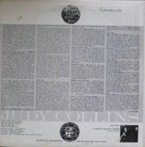 COLLINS JUDY- ELEKTRA 222 - RA (3) A