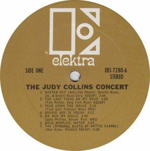 COLLINS JUDY- ELEKTRA 7280 - RA (1)A