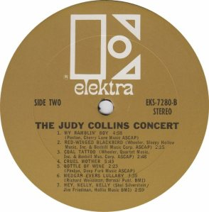 COLLINS JUDY- ELEKTRA 7280 - RA (2)A