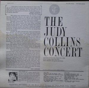 COLLINS JUDY- ELEKTRA 7280 - RA (3)A