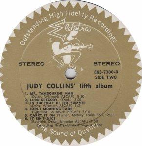 COLLINS JUDY- ELEKTRA 7300 - RA (2) A