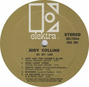 COLLINS JUDY- ELEKTRA 7320 - RA (1) A