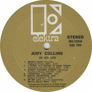 COLLINS JUDY- ELEKTRA 7320 - RA (2) A