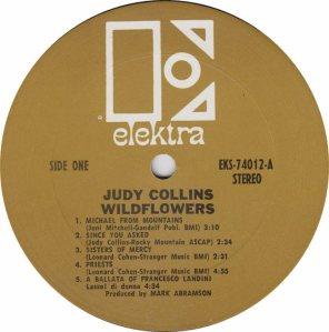 COLLINS JUDY- ELEKTRA 74012 - RA (1)A