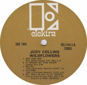 COLLINS JUDY- ELEKTRA 74012 - RA (2)A