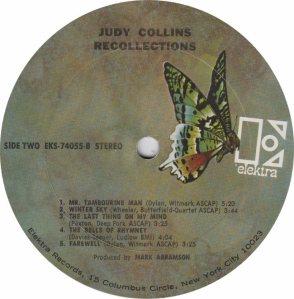 COLLINS JUDY- ELEKTRA 74055 - RA (2) A