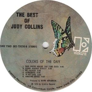 COLLINS JUDY - ELEKTRA 75030 - RAA (2)A