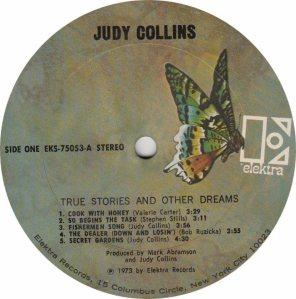 COLLINS JUDY - ELEKTRA 75053 - RA