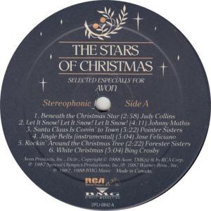 COLLINS JUDY - RCA AVON 842 - STARS OF CHRISTMAS RAA (1)