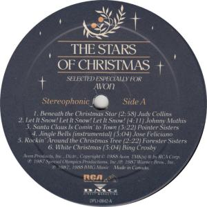 COLLINS JUDY - RCA AVON 842 - STARS OF CHRISTMAS RAA (1)