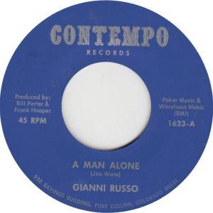 Contempo 1623 - Russo, Gianni - A man