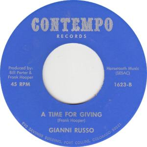 Contempo 1623 - Russo, Gianni - Time