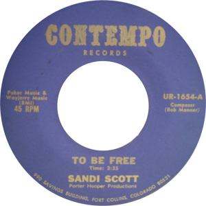 Contempo 1654 - To Be Free R