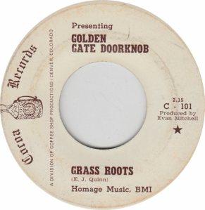COROA 101 - GOLDEN GATE DOORKNOB - NEW 1969 (1)