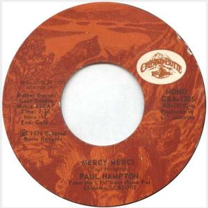 Crested Butte 1205 - Hampton. Paul - Mercy Merci R 1974