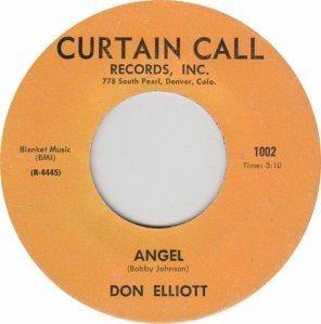 CURTAIN CALL 1001-2 - ELLIOT - B