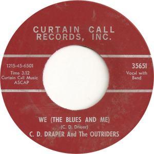 CURTAIN CALL 35651-52 - DRAPER - A