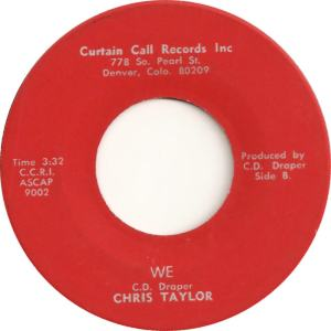 CURTAIN CALL 9001 - TAYLOR CHIP - B