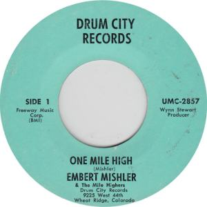 Drum City 2857 - Mishler, Embert - A