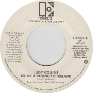 ELEKTRA 47437 - COLLINS JUDY - IRELAND DJ A