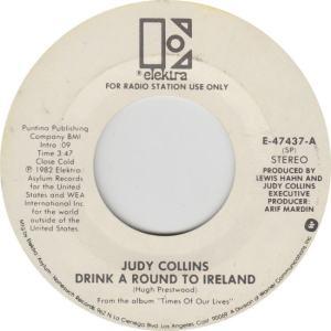 ELEKTRA 47437 - COLLINS JUDY - IRELAND DJ B