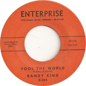 Enterprise 104 - King, Randy - Fool the World