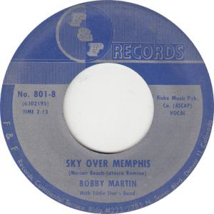 F&F 801 B - Martin, Bobby - Memphis